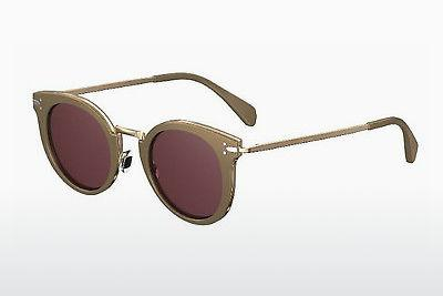 Ophthalmics Céline CL 41373/S HDF/EF - Brown, Gold