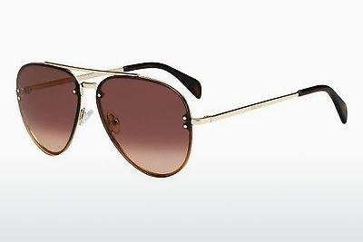 Ophthalmics Céline CL 41392/S J5G/US - Gold