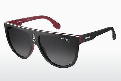 Ophthalmics Carrera CARRERA FLAGTOP BLX/9O - Black, Silver, Red