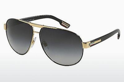 Ophthalmics Dolce & Gabbana GYM (DG2099 10818G) - Gold, Black
