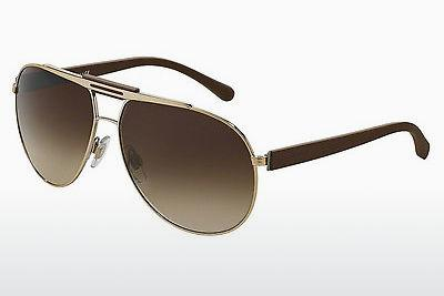 Ophthalmics Dolce & Gabbana OVER MOLDED RUBBER (DG2119 119013) - Gold