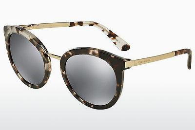 Ophthalmics Dolce & Gabbana DG4268 28886G - Gold, Brown, Havanna, Grey