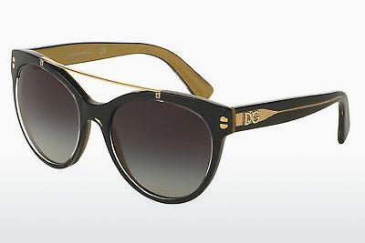 Ophthalmics Dolce & Gabbana DG4280 29558G - Black, Gold