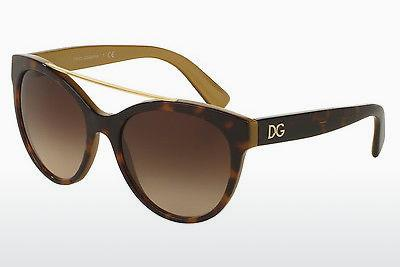Ophthalmics Dolce & Gabbana DG4280 295613 - Gold, Brown, Havanna