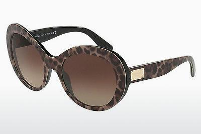 Ophthalmics Dolce & Gabbana DG4295 199513 - Brown, Leopard