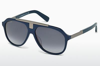 Ophthalmics Dsquared DQ0206 90W - Blue