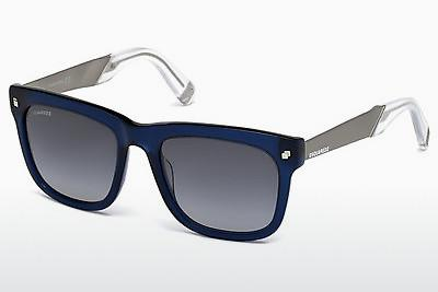 Ophthalmics Dsquared DQ0220 90W - Blue