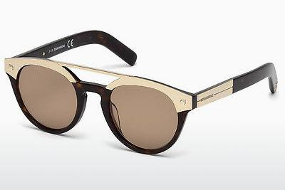 Ophthalmics Dsquared DQ0235 52E - Brown, Havanna