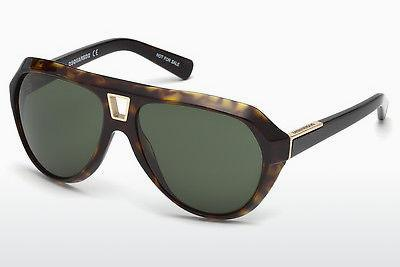 Ophthalmics Dsquared DQ0249 52N - Brown, Havanna