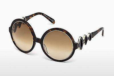 Ophthalmics Emilio Pucci EP0039 52F - Brown, Havanna