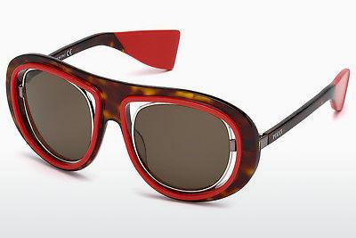 Ophthalmics Emilio Pucci EP0059 54J - Havanna, Red