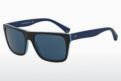 Ophthalmics Emporio Armani EA4048 539280 - Black, Blue