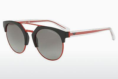 Ophthalmics Emporio Armani EA4092 501711 - Black, Red