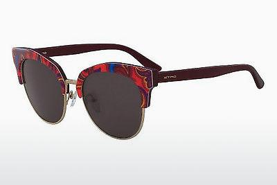 Ophthalmics Etro ET108S 607 - Red, Havanna, Multi-coloured