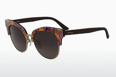 Ophthalmics Etro ET108S 800 - Orange, Havanna, Multi-coloured