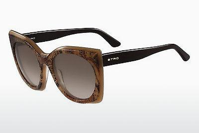 Ophthalmics Etro ET630S 211 - Brown