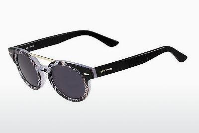Ophthalmics Etro ET642S 014 - Black, White