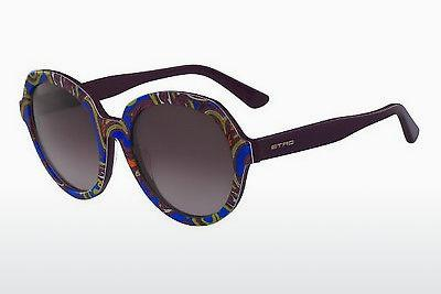 Ophthalmics Etro ET646S 426 - Blue, Havanna, Multi-coloured