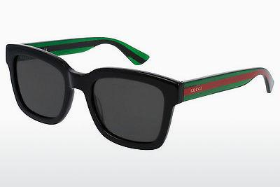 Ophthalmics Gucci GG0001S 006 - Black