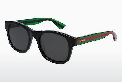 Ophthalmics Gucci GG0003S 006 - Black