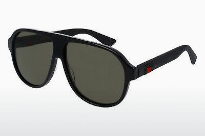 Ophthalmics Gucci GG0009S 001 - Black