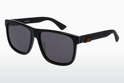 Ophthalmics Gucci GG0010S 001 - Black