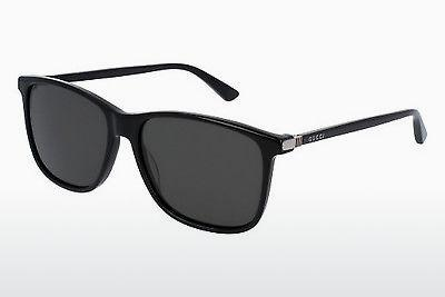 Ophthalmics Gucci GG0017S 001 - Black