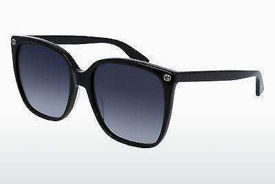 Ophthalmics Gucci GG0022S 001 - Black