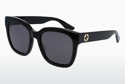 Ophthalmics Gucci GG0034S 001 - Black