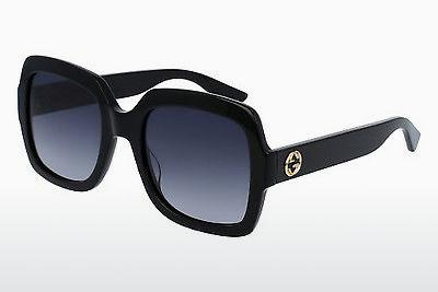 Ophthalmics Gucci GG0036S 001 - Black