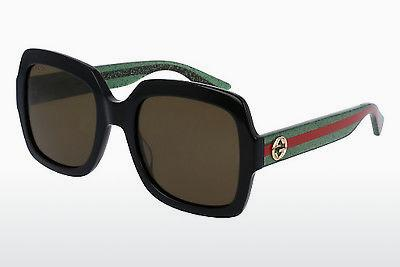 Ophthalmics Gucci GG0036S 002 - Black