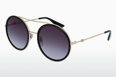 Ophthalmics Gucci GG0061S 001 - Gold
