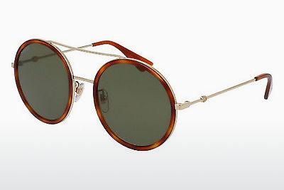Ophthalmics Gucci GG0061S 002 - Gold