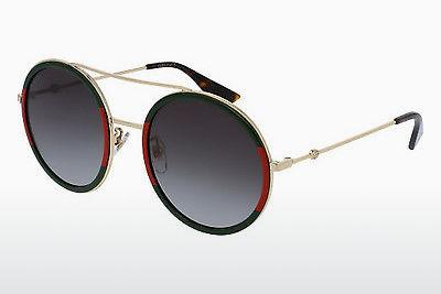 Ophthalmics Gucci GG0061S 003 - Gold