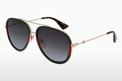 Ophthalmics Gucci GG0062S 003 - Gold
