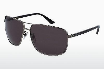 Ophthalmics Gucci GG0065SK 001 - Grey