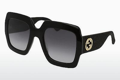 Ophthalmics Gucci GG0102S 001 - Black