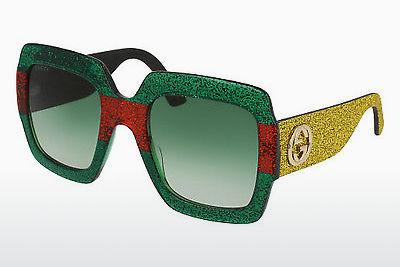 Ophthalmics Gucci GG0102S 006 - Green