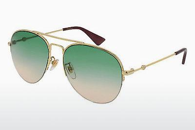 Ophthalmics Gucci GG0107S 006 - Gold