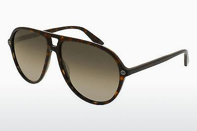 Ophthalmics Gucci GG0119S 002 - Brown, Havanna