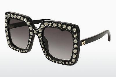 Ophthalmics Gucci GG0148S 001 - Black