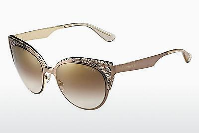 Ophthalmics Jimmy Choo ESTELLE/S ENZ/QH - Brown, Gold