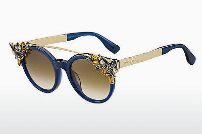 Ophthalmics Jimmy Choo VIVY/S 1UN/6Y - Blue, Gold