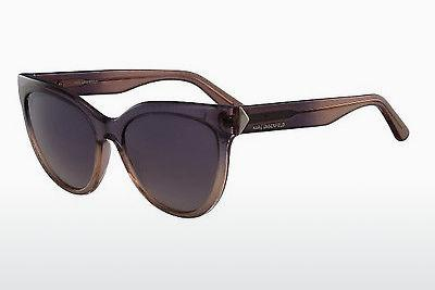 Ophthalmics Karl Lagerfeld KL934S 132 - Brown