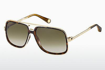Ophthalmics Marc Jacobs MJ 513/S 0OF/DB - Gold, Brown, Havanna