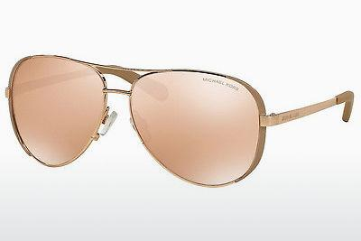Ophthalmics Michael Kors CHELSEA (MK5004 1017R1) - Pink, Gold, Brown