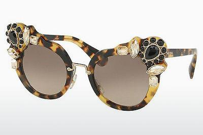 Ophthalmics Miu Miu MU 04SS 7S03D0 - Brown, Havanna