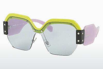 Ophthalmics Miu Miu MU 09SS VIV4Q2 - Yellow