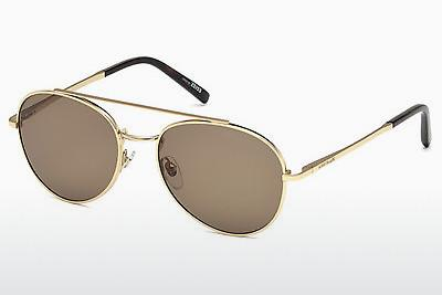 Ophthalmics Mont Blanc MB605S 28J - Gold