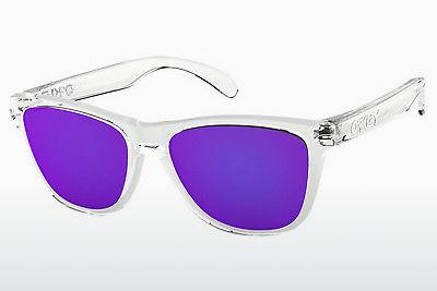 Ophthalmics Oakley FROGSKINS (OO9013 24-305) - Transparent, White